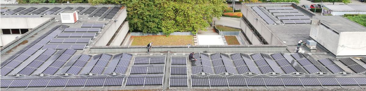 Panneaux photovoltaïques et financement participatif